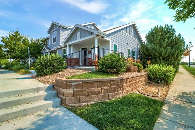 19154 E 57th Place F, Denver, CO 80249 (MLS #4123195) :: Bliss Realty Group