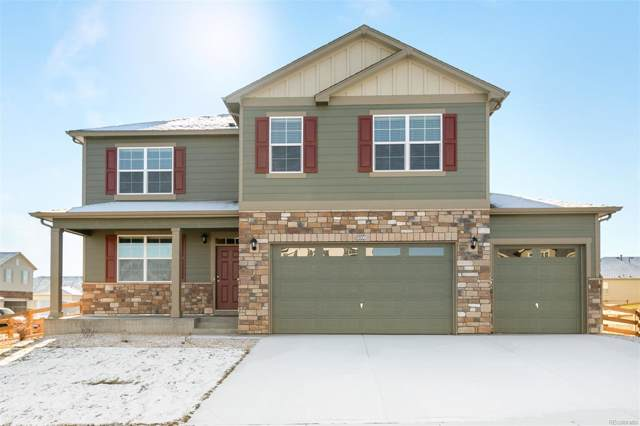 7466 E 157th Place, Thornton, CO 80602 (MLS #4123547) :: 8z Real Estate