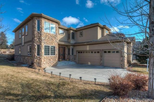 22520 E Peakview Drive, Aurora, CO 80016 (#4123616) :: The Heyl Group at Keller Williams