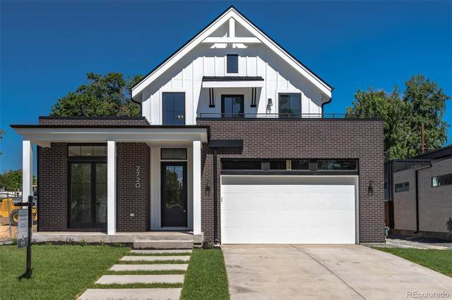 2720 S Williams Street, Denver, CO 80210 (#4124179) :: The Griffith Home Team