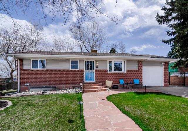 720 S Routt Way, Lakewood, CO 80226 (#4124257) :: The Peak Properties Group