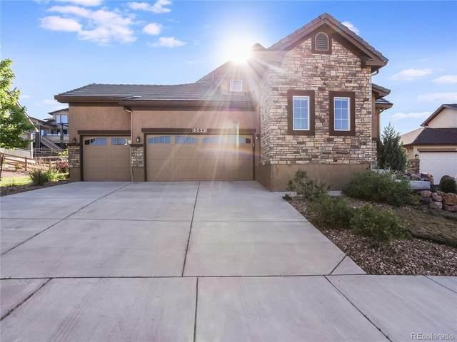 13641 Kitty Joe Court, Colorado Springs, CO 80921 (#4124712) :: Portenga Properties