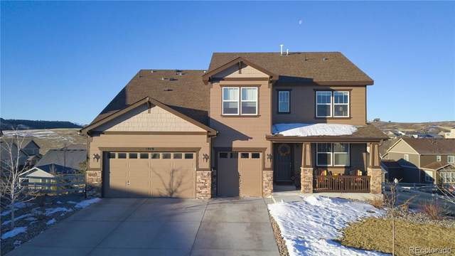 5929 Echo Hollow Street, Castle Rock, CO 80104 (#4124988) :: The Harling Team @ HomeSmart