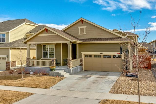 14781 Vienna Circle, Parker, CO 80134 (#4125302) :: Compass Colorado Realty