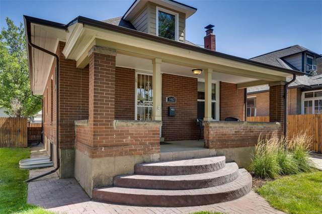 1462 S Sherman Street, Denver, CO 80210 (MLS #4125325) :: The Space Agency - Northern Colorado Team