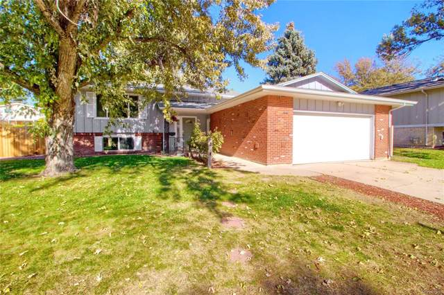 7720 S Wellington Street, Centennial, CO 80122 (#4125472) :: Bring Home Denver with Keller Williams Downtown Realty LLC