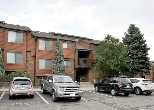 443 Wright Street #208, Lakewood, CO 80228 (#4126057) :: Compass Colorado Realty