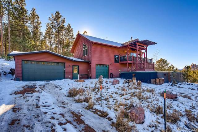 646 and 612 Appleby Drive, Sedalia, CO 80135 (MLS #4126100) :: 8z Real Estate