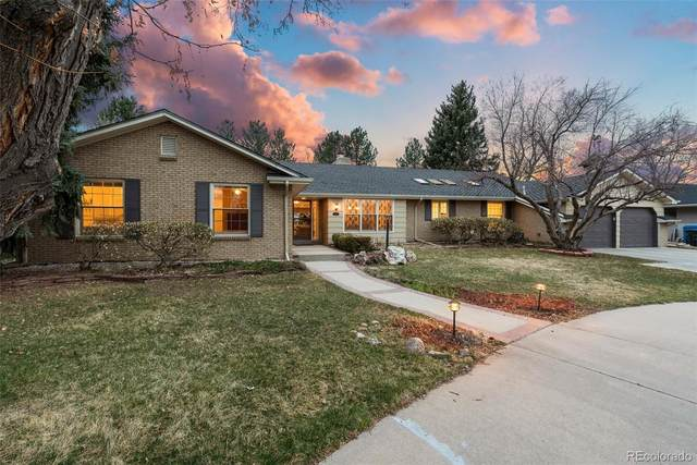 6278 E Princeton Avenue, Cherry Hills Village, CO 80111 (MLS #4126399) :: 8z Real Estate