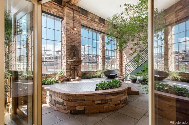 1936 Market Street U-Ll, Denver, CO 80202 (#4126489) :: Venterra Real Estate LLC
