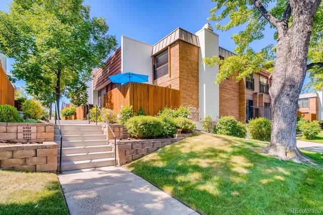 6448 E Bates Avenue, Denver, CO 80222 (#4126591) :: iHomes Colorado