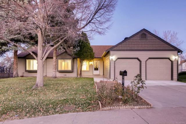 4825 E Costilla Place, Centennial, CO 80122 (#4126712) :: The DeGrood Team