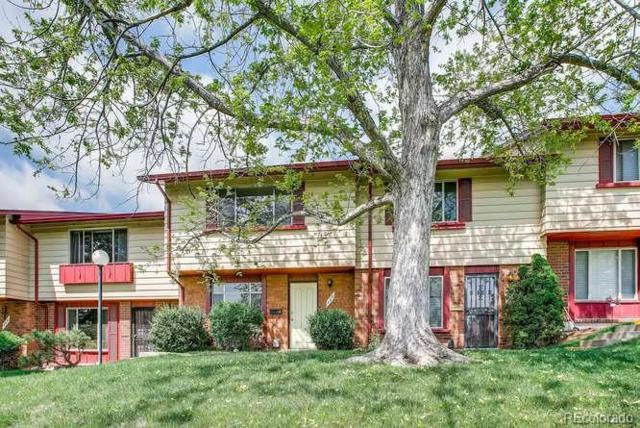 468 S Carr Street, Lakewood, CO 80226 (#4126825) :: The Galo Garrido Group