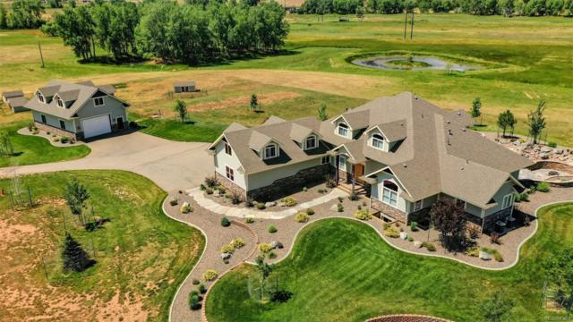 943 N County Road 29, Loveland, CO 80537 (#4127517) :: The Healey Group