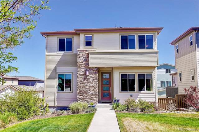9653 Dunning Circle, Highlands Ranch, CO 80126 (#4127791) :: The Gilbert Group
