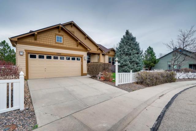2986 Shoshone Trail, Lafayette, CO 80026 (#4127826) :: Real Estate Professionals