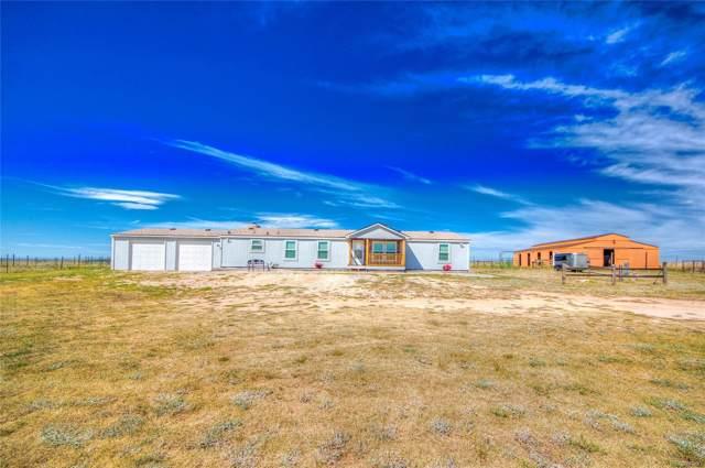 10650 Eureka Road, Calhan, CO 80808 (MLS #4127891) :: 8z Real Estate
