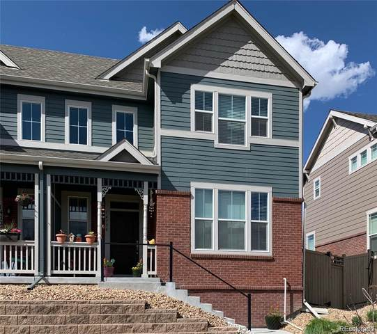 14734 E Crestridge Drive, Aurora, CO 80015 (#4128467) :: Compass Colorado Realty