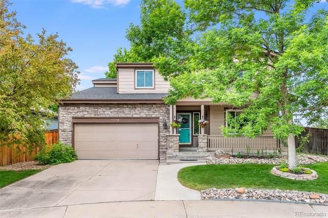 11179 Park Vista Drive, Northglenn, CO 80234 (#4128478) :: The Peak Properties Group