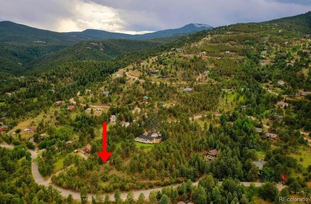 00 Beaver Brook Canyon, Evergreen, CO 80439 (MLS #4129029) :: 8z Real Estate