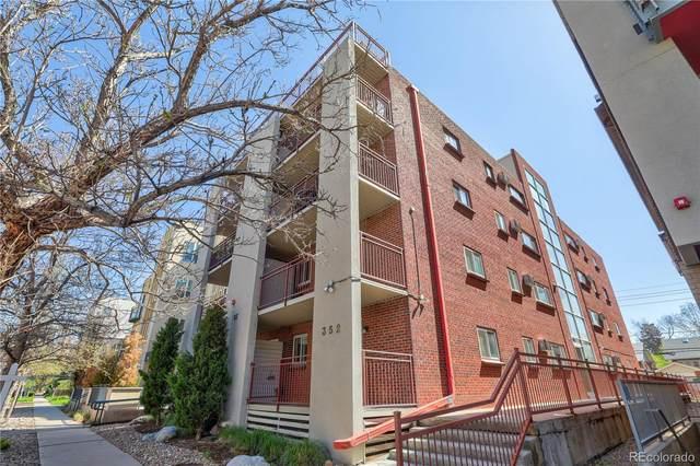 352 S Lafayette Street #302, Denver, CO 80209 (#4129048) :: Colorado Home Finder Realty