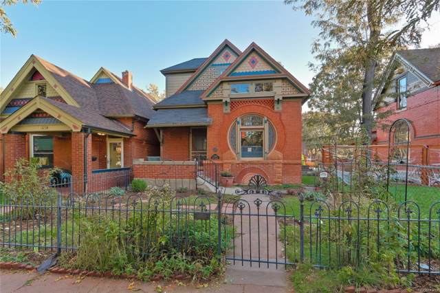 3240 W Hayward Place, Denver, CO 80211 (#4129124) :: RazrGroup