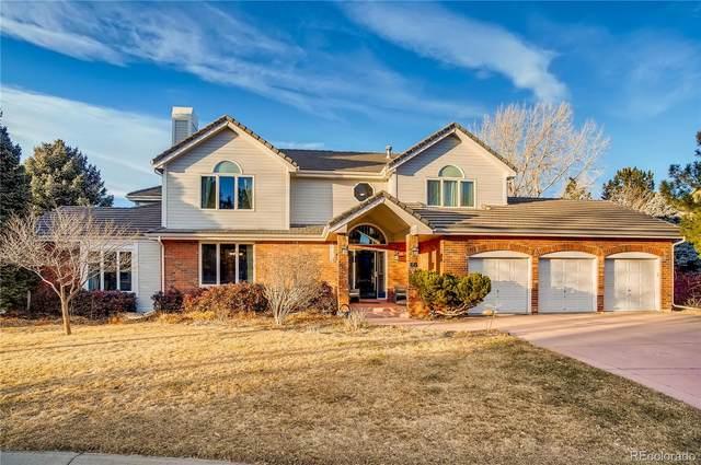 60 Falcon Hills Drive, Highlands Ranch, CO 80126 (#4129939) :: HomeSmart