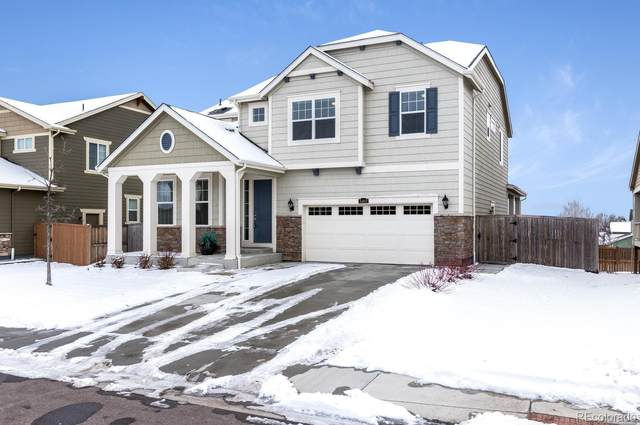 5402 E 140th Place, Thornton, CO 80602 (#4130088) :: Real Estate Professionals