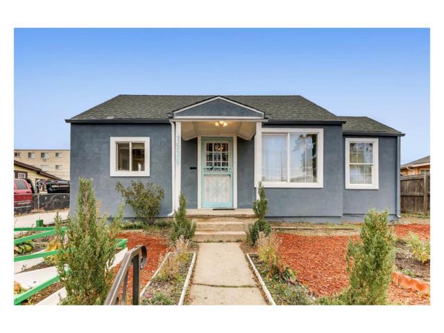 1536 Alton Street, Aurora, CO 80010 (#4130174) :: The Peak Properties Group