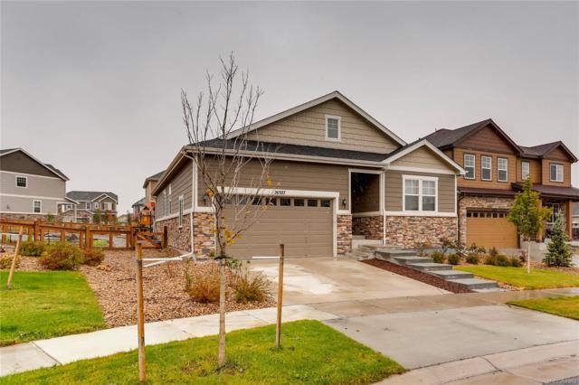 26327 E Hinsdale Place, Aurora, CO 80016 (#4130186) :: The HomeSmiths Team - Keller Williams