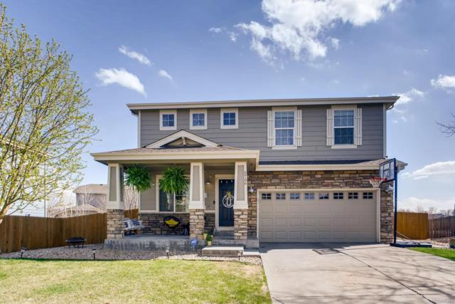 5766 E 129th Place, Thornton, CO 80602 (#4130207) :: The Griffith Home Team