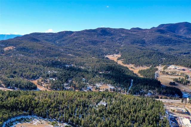 0 Pleasant Park Road, Conifer, CO 80433 (#4131667) :: Chateaux Realty Group