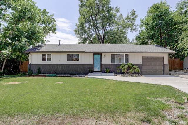 12140 W 65th Avenue, Arvada, CO 80004 (#4131848) :: The Healey Group