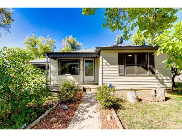 2461 Otis Street, Edgewater, CO 80214 (MLS #4132410) :: 8z Real Estate