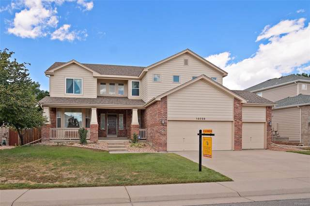 18059 E Dorado Avenue, Centennial, CO 80015 (MLS #4132473) :: 8z Real Estate