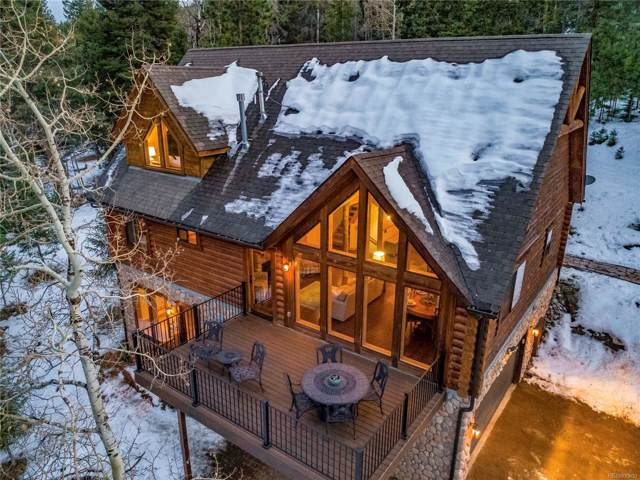 19184 Silver Ranch Road, Conifer, CO 80433 (#4132606) :: HomePopper