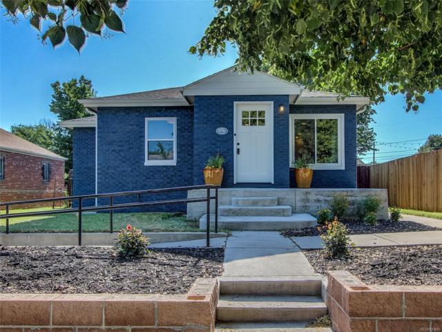 3730 N Vine Street, Denver, CO 80205 (#4132735) :: The Galo Garrido Group