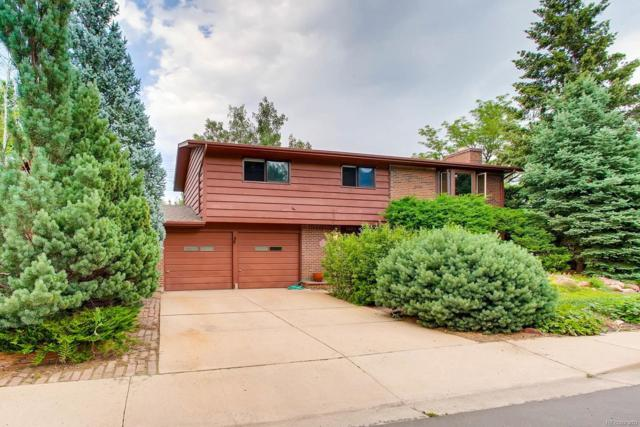 1390 Ithaca Drive, Boulder, CO 80305 (#4133501) :: Sellstate Realty Pros