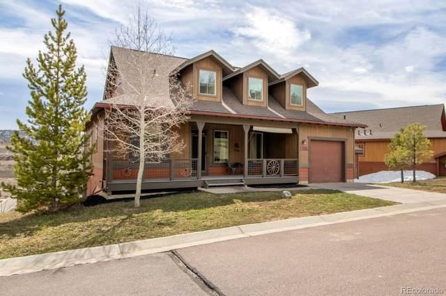 122 Fairway Lane, Granby, CO 80446 (#4133608) :: Wisdom Real Estate