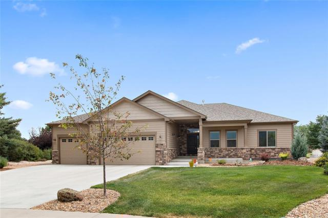 401 Ridgeview Court, Johnstown, CO 80534 (MLS #4133733) :: 8z Real Estate