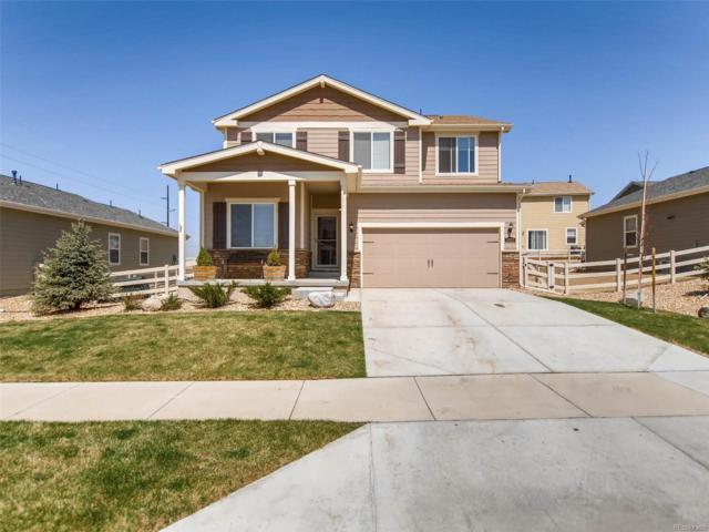 5033 Liberty Ridge, Dacono, CO 80514 (MLS #4133774) :: 8z Real Estate