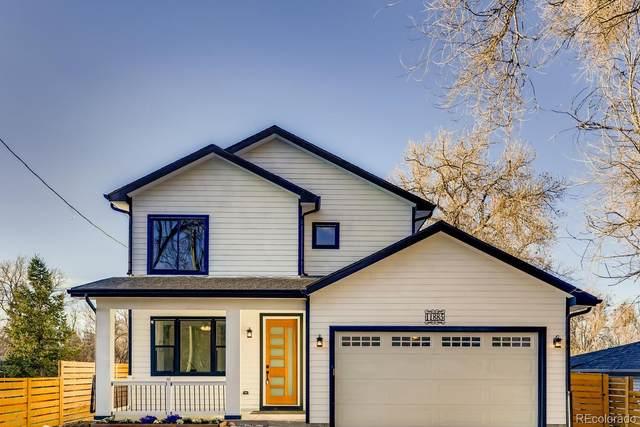 11885 W Katherine Avenue, Lakewood, CO 80401 (#4133818) :: The Healey Group
