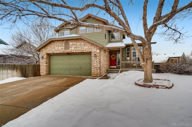18967 E Saratoga Circle, Aurora, CO 80015 (#4133984) :: The Dixon Group