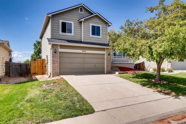 4483 S Fundy Street, Centennial, CO 80015 (#4133999) :: Arnie Stein Team | RE/MAX Masters Millennium