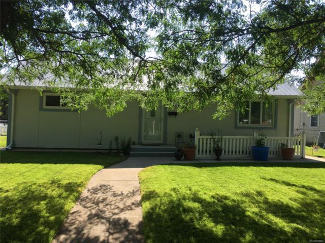 209 N Main Street, Yuma, CO 80759 (MLS #4134075) :: 8z Real Estate
