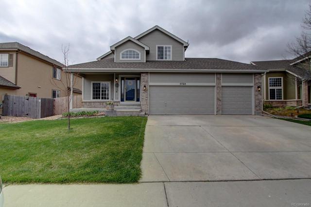 3760 Barnard Lane, Johnstown, CO 80534 (MLS #4134138) :: 8z Real Estate