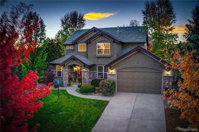 7291 Timbercrest Lane, Castle Pines, CO 80108 (#4134164) :: Venterra Real Estate LLC