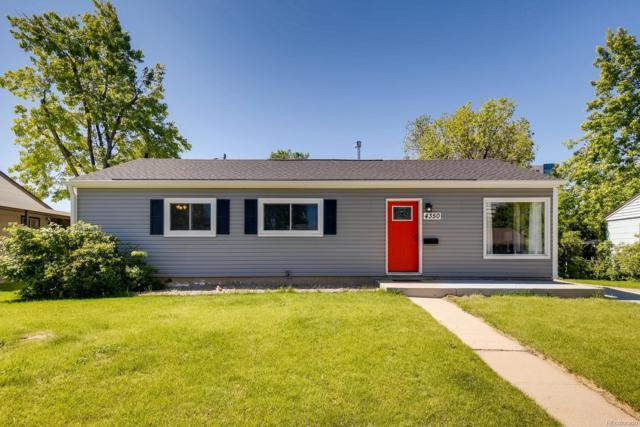4350 E Utah Place, Denver, CO 80222 (MLS #4134270) :: Bliss Realty Group