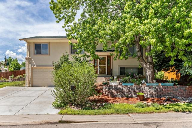 12526 W Texas Place, Lakewood, CO 80228 (#4134321) :: The Griffith Home Team
