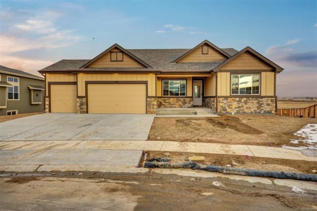 202 Castle Drive, Severance, CO 80550 (#4134500) :: Wisdom Real Estate